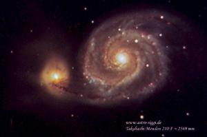 Fernrohre und montierungen zum hobby astronomie
